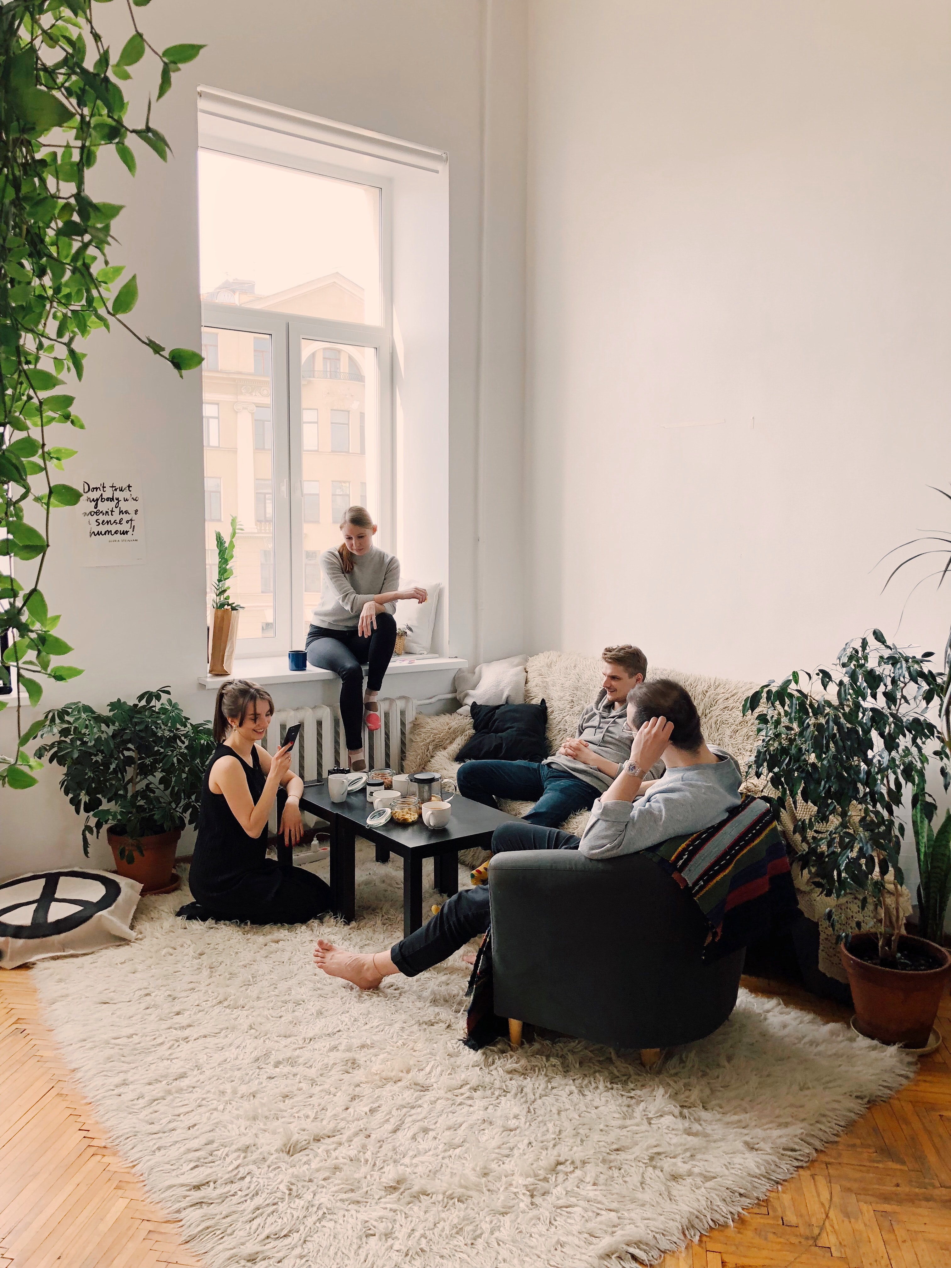 space saving tips for studio apartments